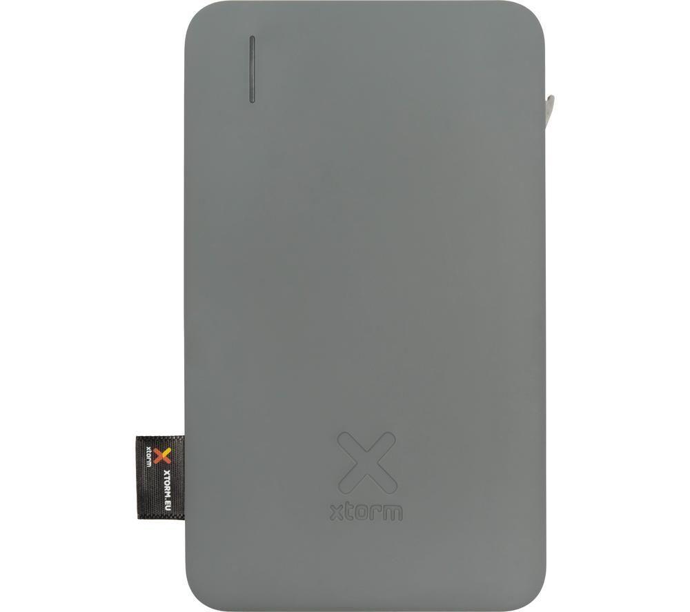 XTORM XB300 Portable Power Bank - Grey, Grey