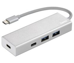 Aluminium USB Type-C Hub