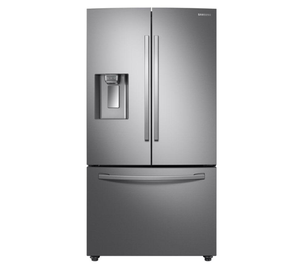 Image of SAMSUNG RF23R62E3SR/EU Smart Fridge Freezer - Real Stainless