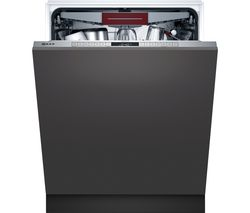 N 50 S195HCX26G Full-size Fully Integrated WiFi-enabled Dishwasher