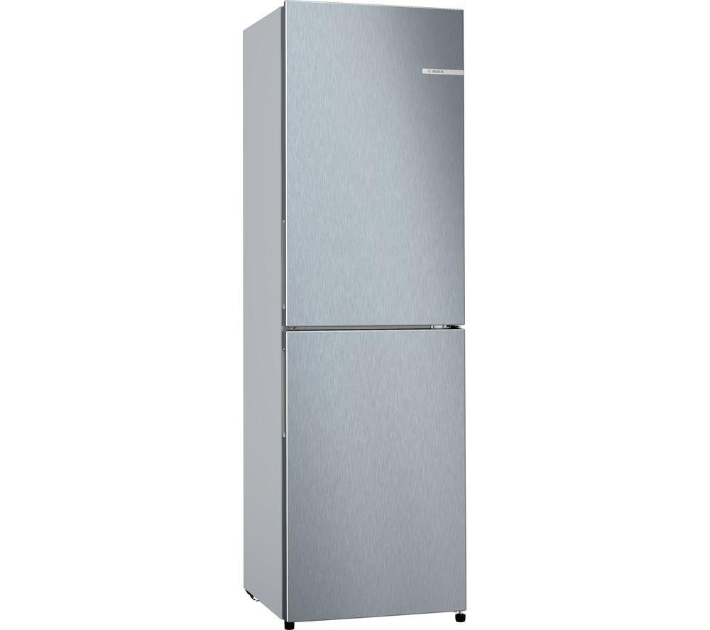 BOSCH KGN27NLFAG 50/50 Fridge Freezer - Inox