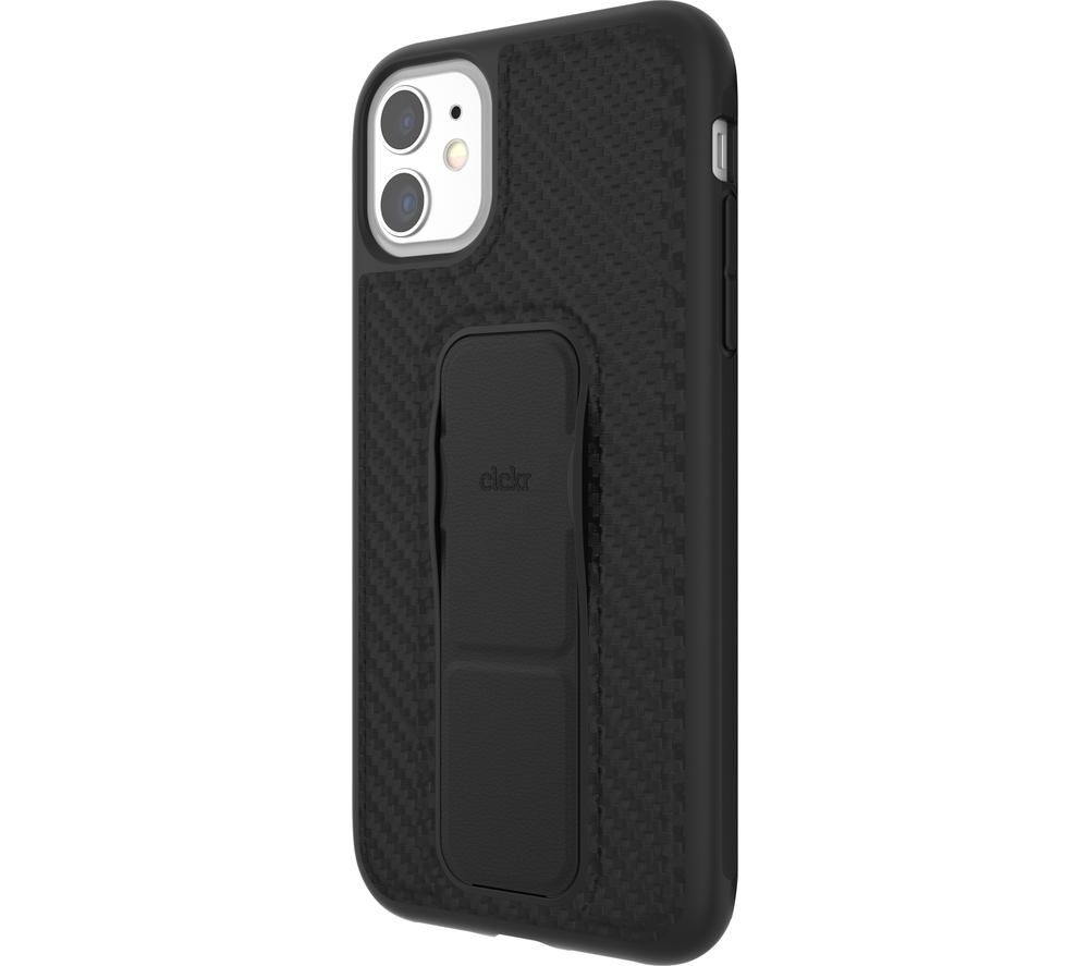 CLCKR iPhone 11 Case - Black