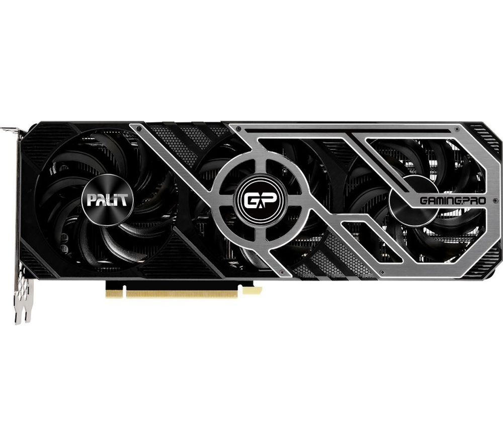 Image of PALIT GeForce RTX 3090 24 GB GAMING PRO Graphics Card