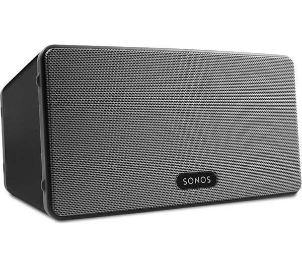 Buy Sonos Play 3 Wireless Smart Sound Multi Room Speaker