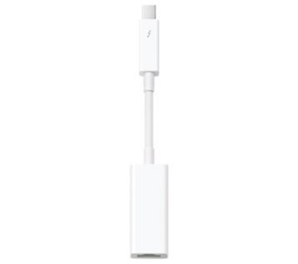 apple thunderbolt gigabit ethernet adapter fast delivery currysie. Black Bedroom Furniture Sets. Home Design Ideas