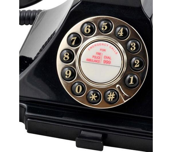 GPO Carrington Classic Corded Phone