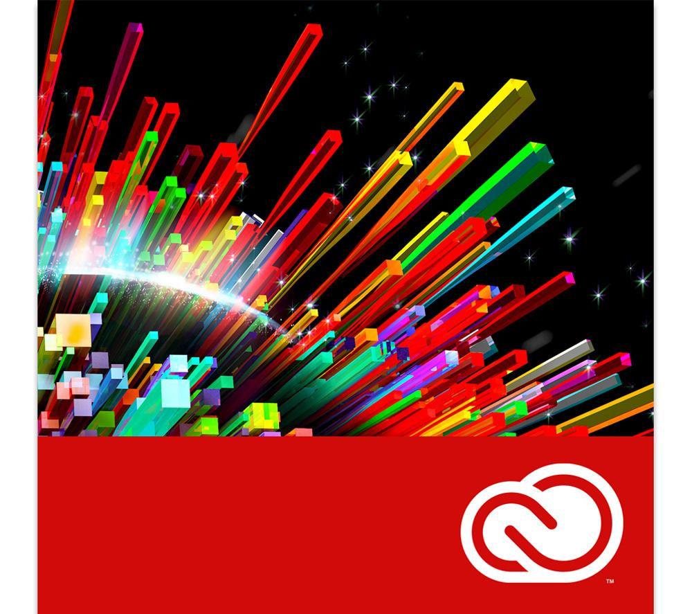 ADOBE Creative Cloud 12-Month Membership (download)