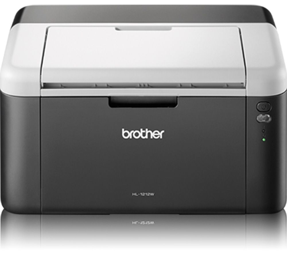 Image of BROTHER HL1212W Monochrome Wireless Laser Printer
