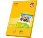 KODAK A4 Photo Paper - 50 Sheets