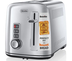 The Perfect Fit for Warburtons VTT570 2-Slice Toaster - Stainless Steel