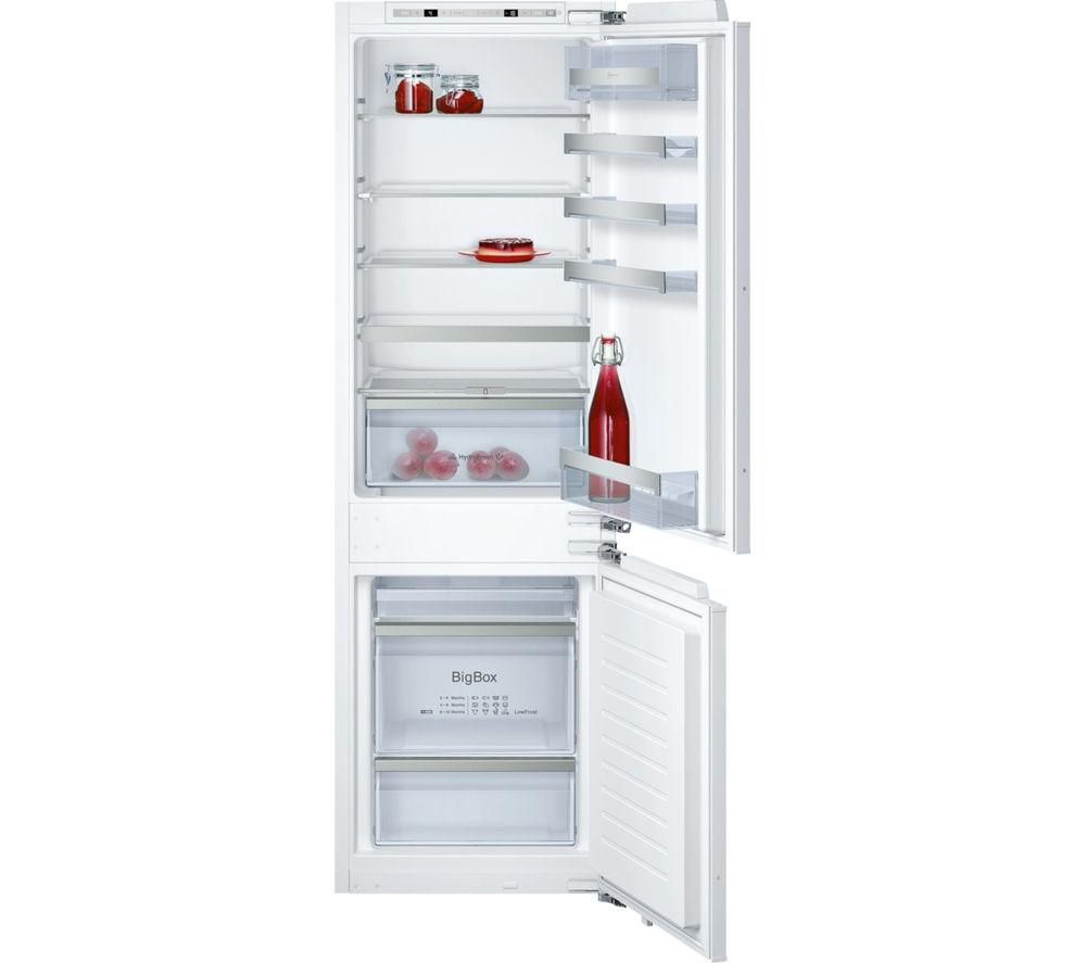 NEFF KI6863F30G Integrated Fridge Freezer
