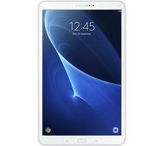 "SAMSUNG Galaxy Tab A 10.1"" Tablet - 16 GB, White"