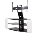AVF Como FSL1174COGW TV Stand with Bracket - White