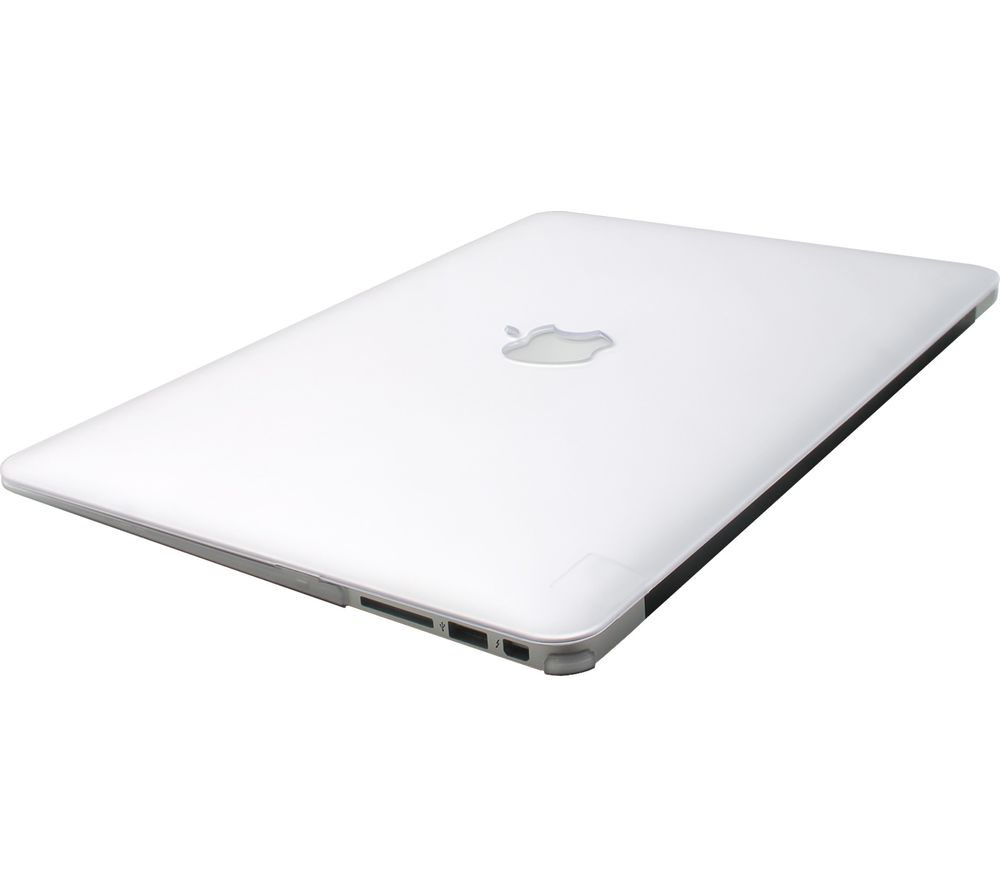 "JIVO JI-1927 13"" MacBook Air Laptop Case - Frosted Clear"