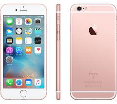 APPLE iPhone 6s - 32 GB, Rose Gold