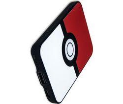 POKEMON Pokéball Portable Power Bank - Red & White