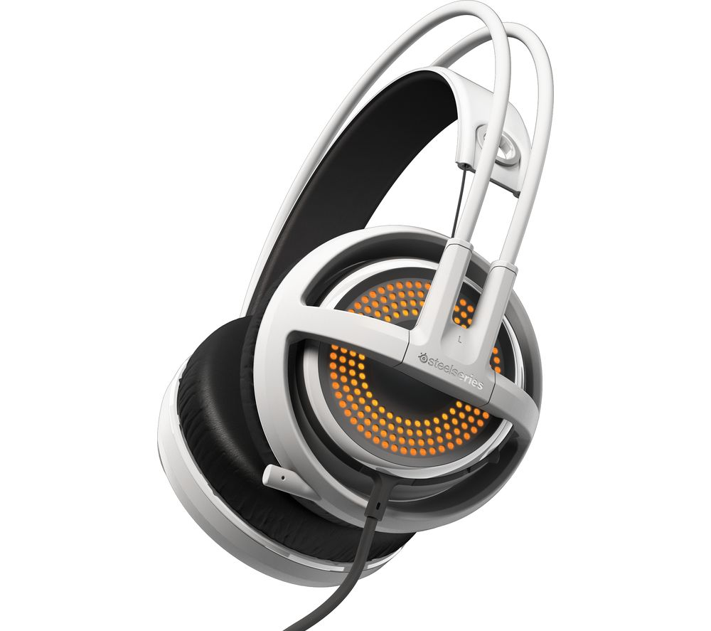 STEELSERIES Siberia 350 7.1 Gaming Headset - White