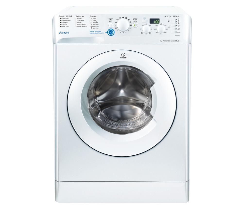 INDESIT Innex BWSD 71252 W Washing Machine - White