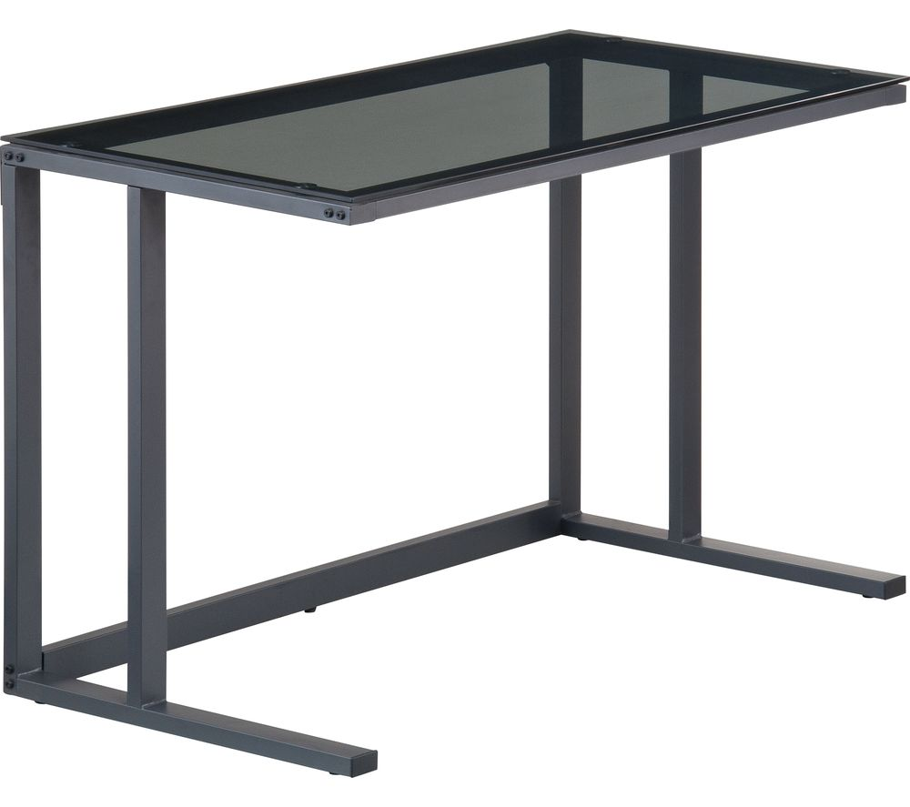 ALPHASON Air Desk - Black, Black