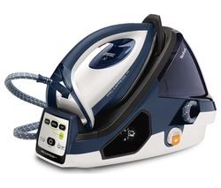 TEFAL Pro Express Care High Pressure GV9060G0 Steam Generator Iron – Blue & White