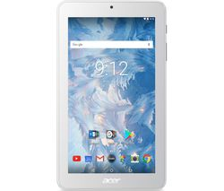 "ACER Iconia B1-7A0 7"" Tablet - 16 GB, White"