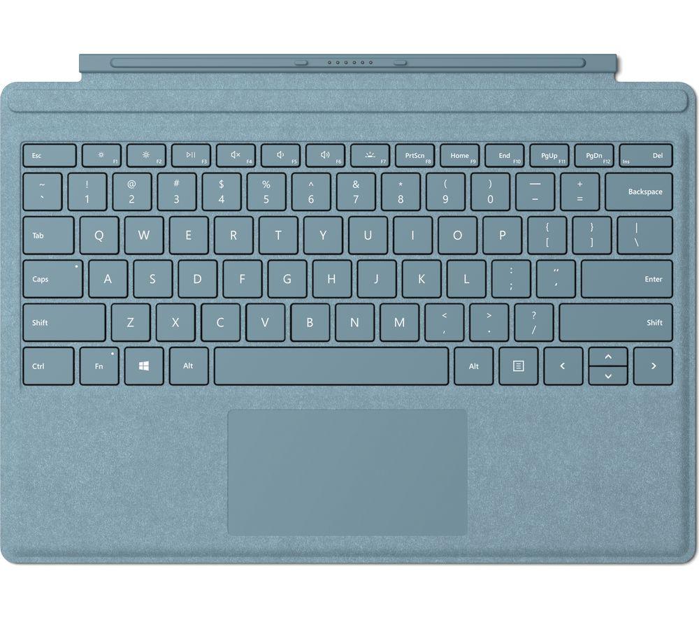MICROSOFT Surface Pro Typecover - Aqua