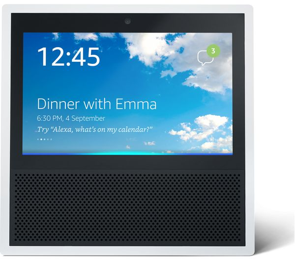Buy PHILIPS Echo Show & Hue White & Colour Ambience 27 Starter Kit ...