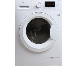 LOGIK L8W6D18 8 kg Washer Dryer - White