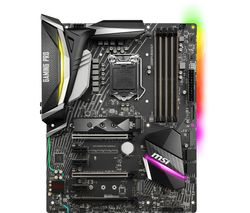 MSI GAMING PRO CARBON AC Z370 LGA1151 Motherboard