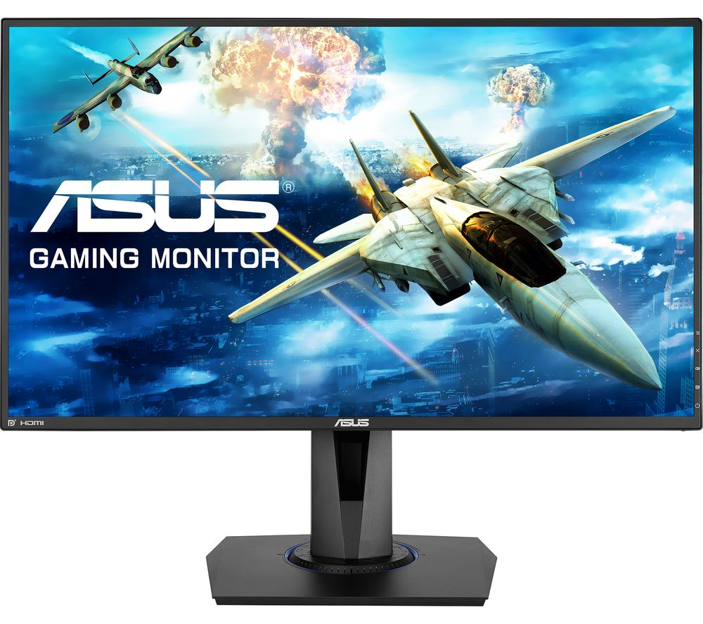 "ASUS VG275Q Full HD 27"" LED Gaming Monitor - Black"