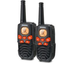 BINATONE Latitude 250 Walkie Talkie - Black & Orange