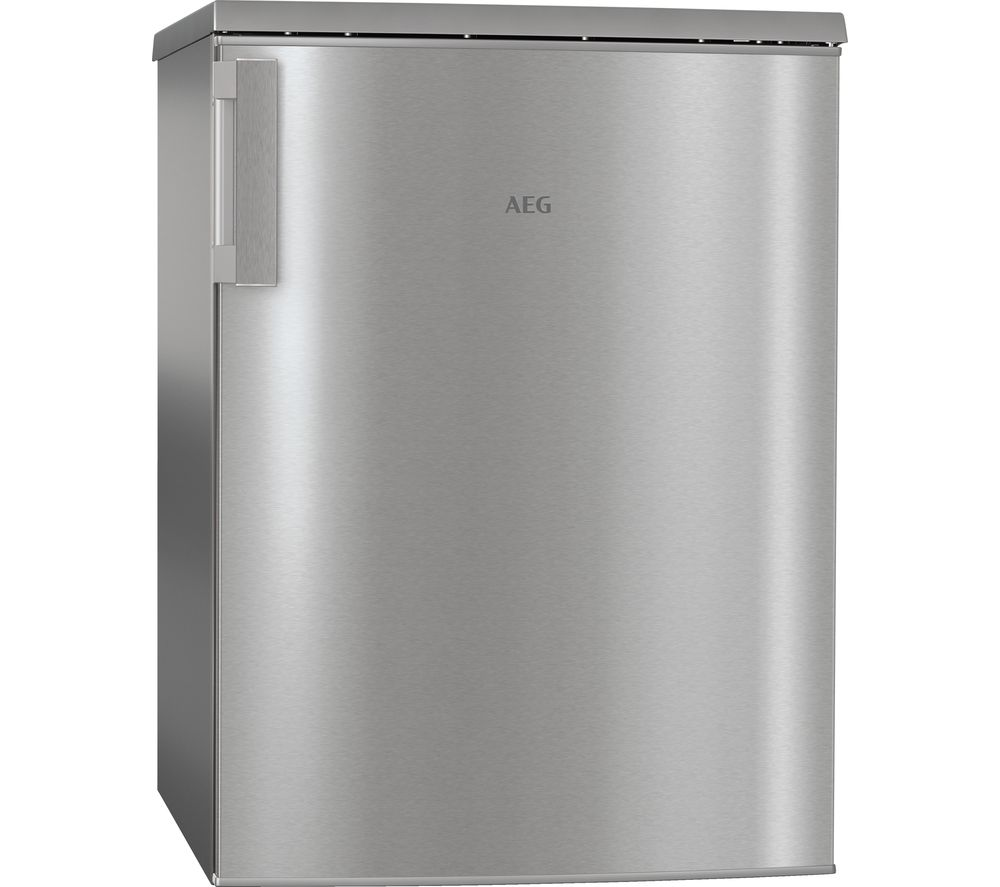AEG RTB8152VXW Undercounter Fridge - Stainless Steel