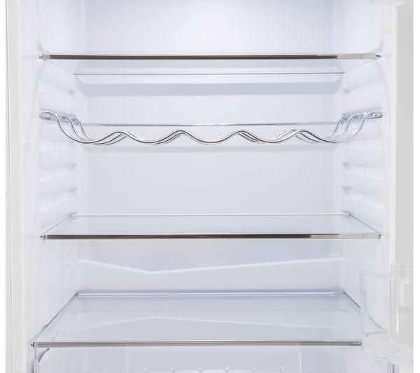 Buy Hoover Hcsb 5172 Wk 50 50 Fridge Freezer White