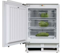 HOOVER HBFUP130NK Integrated Undercounter Freezer