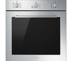 SMEG Cucina SF64M3VX Electric Oven - Stainless Steel
