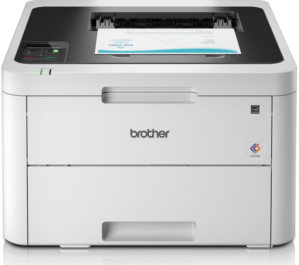 Image of BROTHER HLL3230CDW Wireless Laser Printer