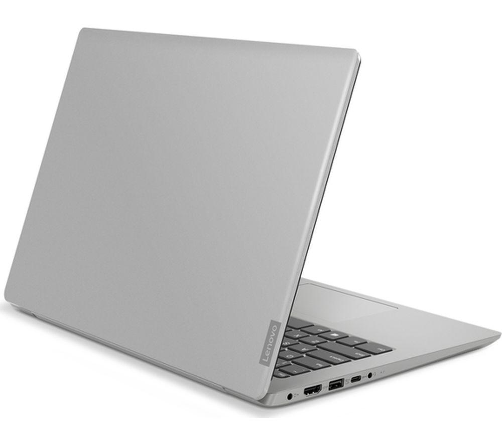 "Image of LENOVO Ideapad 330s 14"" AMD A9 Laptop - 128 GB SSD, Platinum Grey, Grey"