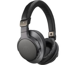 AUDIO TECHNICA ATH-AR5BT Wireless Bluetooth Headphones - Black