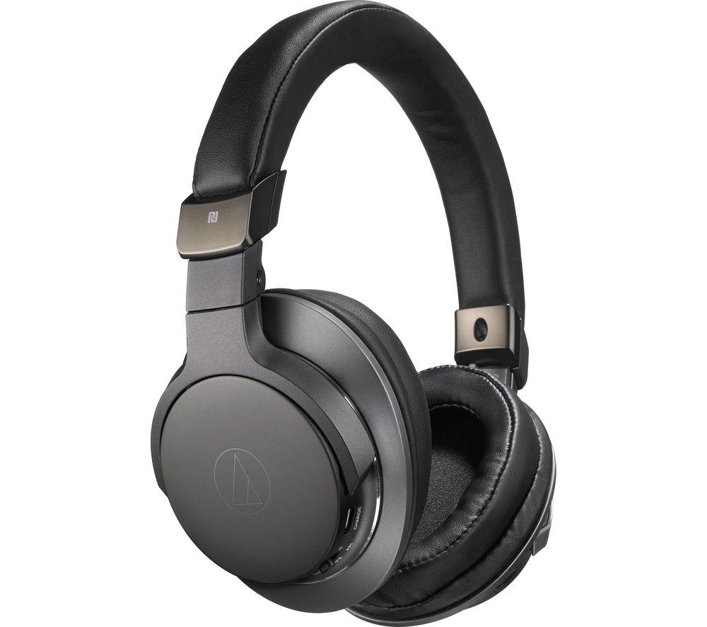 AUDIO TECHNICA ATH-AR5BT Wireless Bluetooth Headphones - Black
