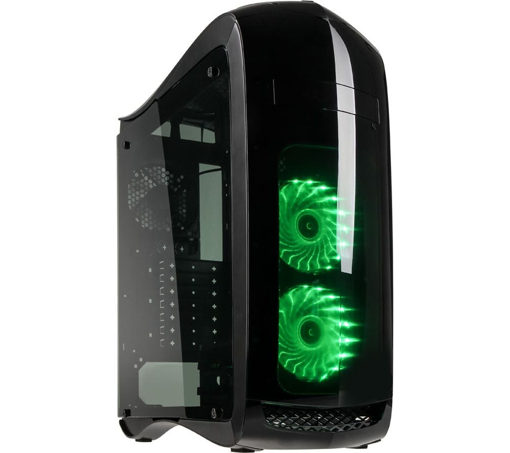KOLINK Punisher RGB ATX Mid-Tower PC Case