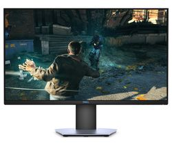 "DELL S2719DGF Quad HD 27"" LED Gaming Monitor - Silver"