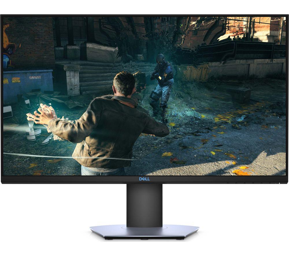 "DELL S2719DGF Quad HD 27"" LED Gaming Monitor - Silver"