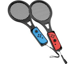 VENOM Nintendo Switch Joy-Con Tennis Racket Accessory - Twin Pack