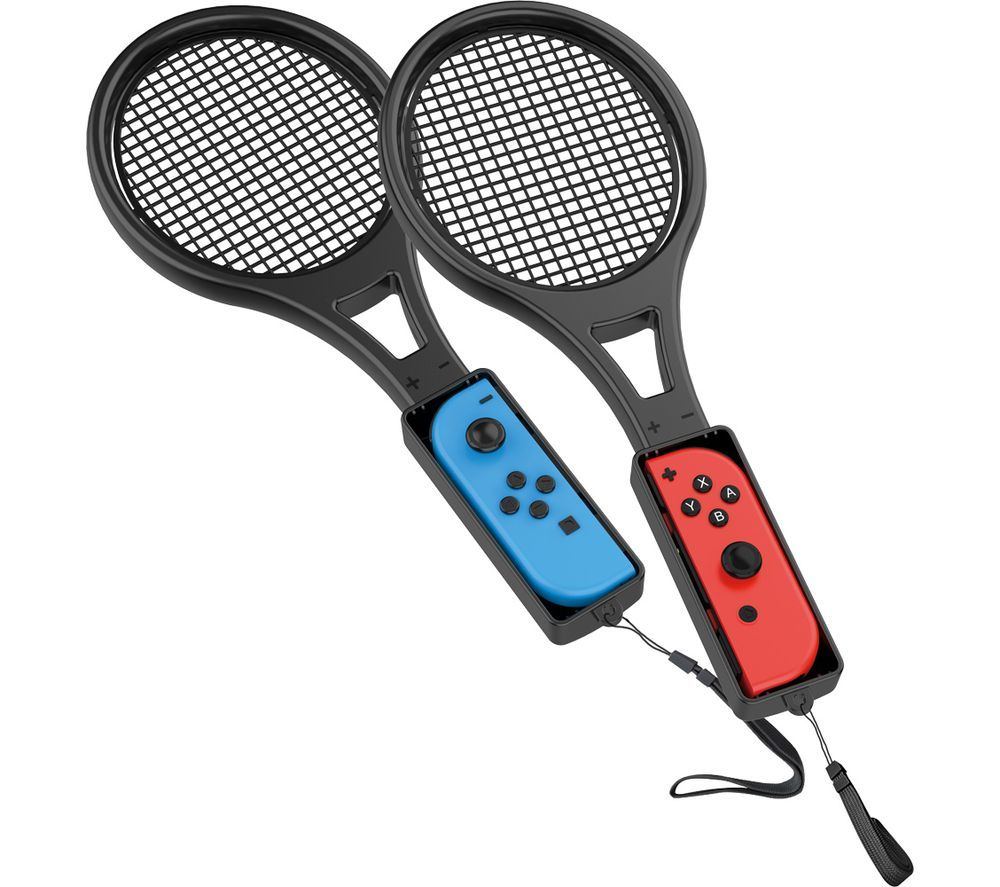 Image of Nintendo Switch Joy-Con Tennis Racket Accessory - Twin Pack