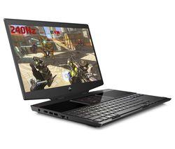 "HP OMEN X Dual Screen 15.6"" Intel® Core™ i9 RTX 2080 Gaming Laptop - 1 TB SSD"