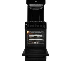 BEKO KA52NEK 50 cm Gas Cooker - Black