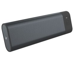 KITSOUND BoomBar+ Portable Bluetooth Speaker - Gun Metal