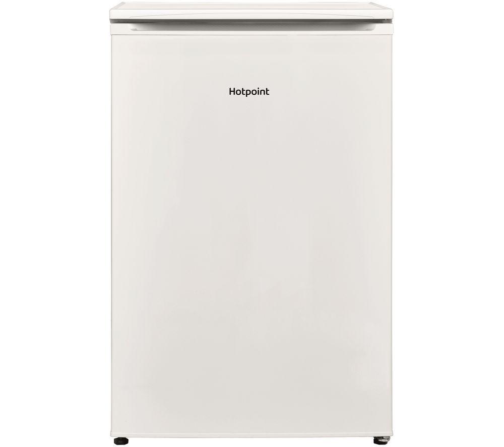 HOTPOINT H55ZM 1110 W Undercounter Freezer – White, White