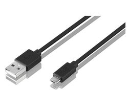 GOJI G1MICBK20 USB to Micro USB Cable - 1 m
