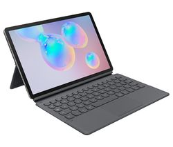 "SAMSUNG 10.5"" Galaxy Tab S6 Keyboard Folio Case - Grey"